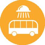 Autóbuszok és kamionok külső gépi mosása | Viszló Trans Kft.